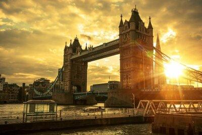 Fototapeta London Tower Bridge