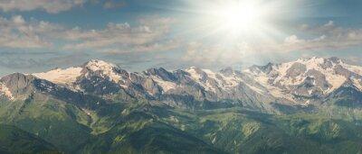Fototapeta Majestátní hory