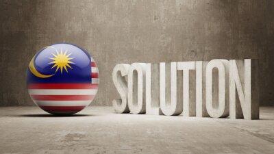 Malajsii. Solution Concept.