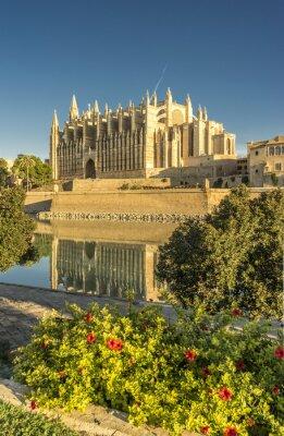 Fototapeta Mallorca katedrála