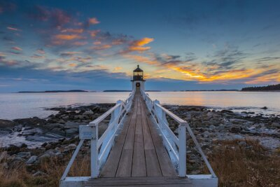Fototapeta Marshall Point Lighthouse