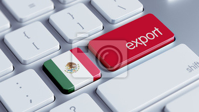 Mexico. Export Concept
