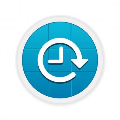 Fototapeta Moderní App Button