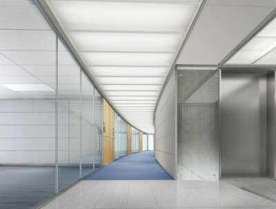 Fototapeta moderní interiér