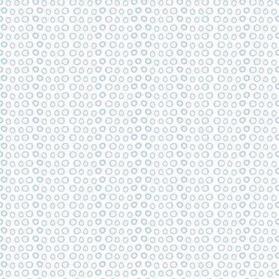 Fototapeta modré a bílé kruhy ikona pozadí. Tapety výzdobě. vektorové ilustrace
