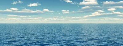 Fototapeta moře, nebe,