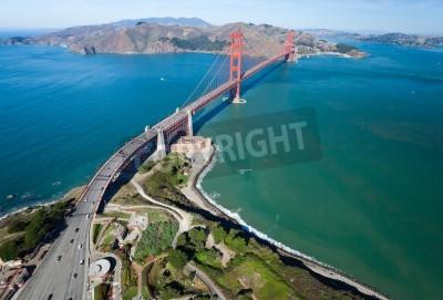 Fototapeta Most Golden Gate v San Franciscu