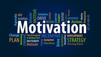 Fototapeta Motivace