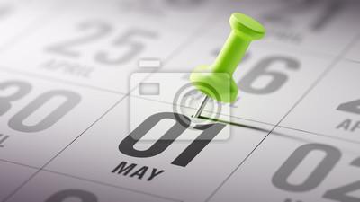 Může 01 napsané na kalendáři vám připomene významnou appointm
