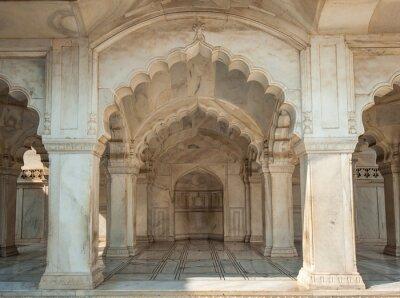 Fototapeta Nagina Mešita v Pevnost Agra, Uttar Pradesh, Indie