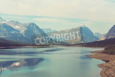 Fototapeta Národní park Glacier, Montana, USA