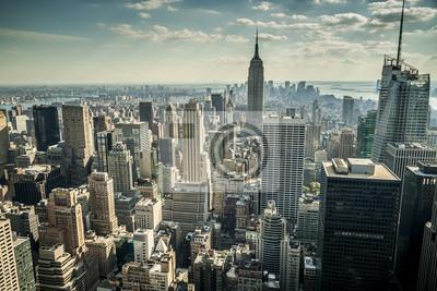 Fototapeta New York City v USA