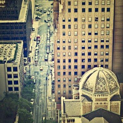 Fototapeta New York Streets