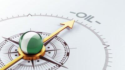 Nigérie Oil Concept