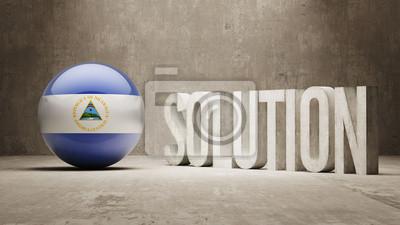 Nikaragua. Solution Concept.