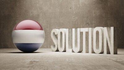 Nizozemsko. Solution Concept.