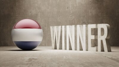 Nizozemsko. Vítěz Concept.