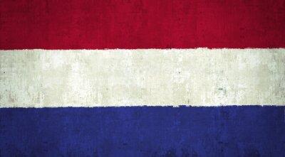 Nizozemsko vlajka