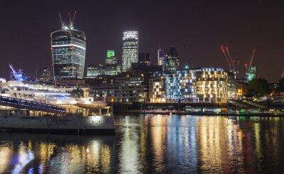Fototapeta noc london