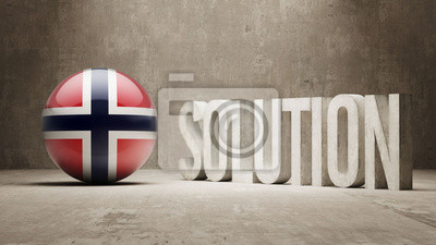 Norsku.