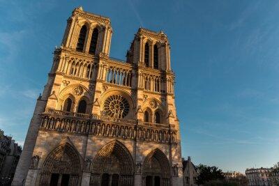 Fototapeta Notre Dame de Pari