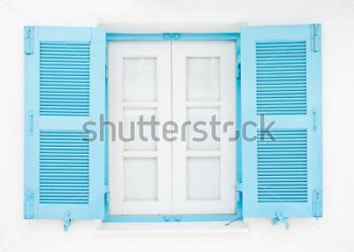 Fototapeta Okna řeckého stylu