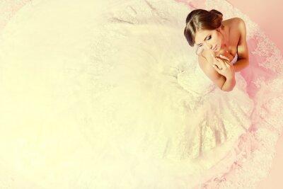 Fototapeta Okouzlující nevěsta