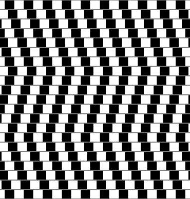 Fototapeta Optische Täuschung