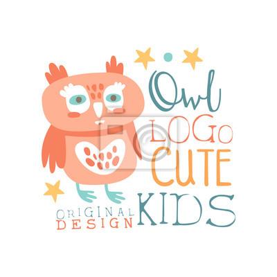 Fototapeta Owl logo f59607082f