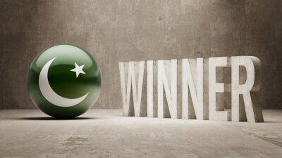Pákistán. Vítěz Concept.