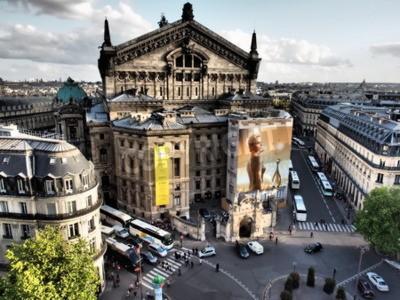 Fototapeta Paříž