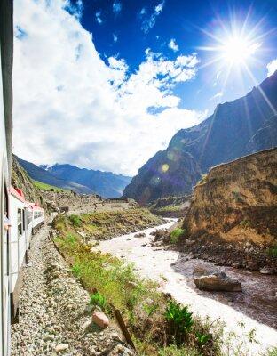 Fototapeta Peru Rail od Cuzco Machu Picchu Peru