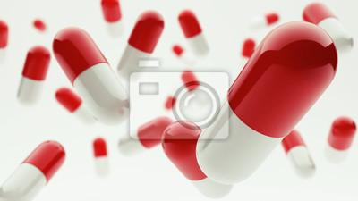 Pilulky Klesající