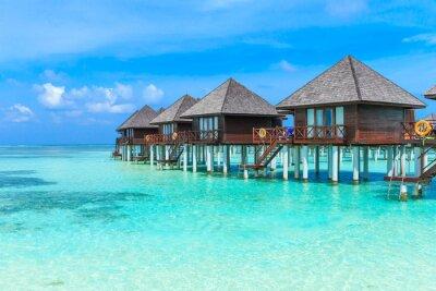 Fototapeta pláž s Maledivami