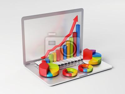 Počítač Bar Graph