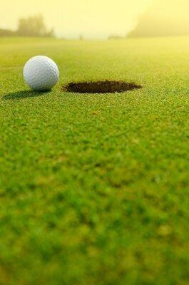 Fototapeta Pojďme golf