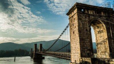 Fototapeta pont du Robinet