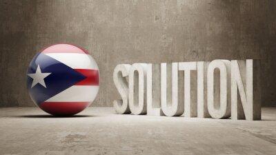 Portoriko. Solution Concept.