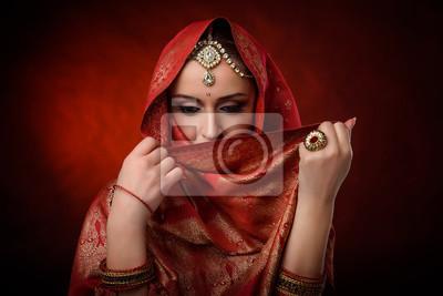 Hinduistické dívky