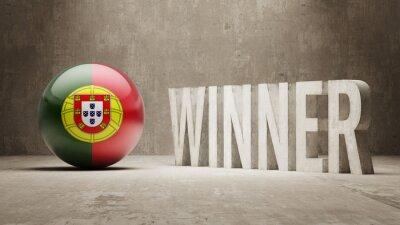 Portugalsku. Vítěz Concept.