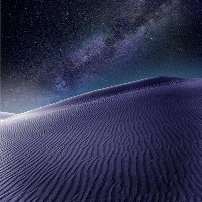 Fototapeta Pouštní písečné duny v Maspalomas na ostrově Gran Canaria