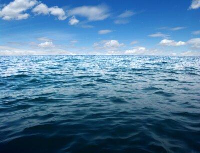 Fototapeta Povrch Modré mořské vody