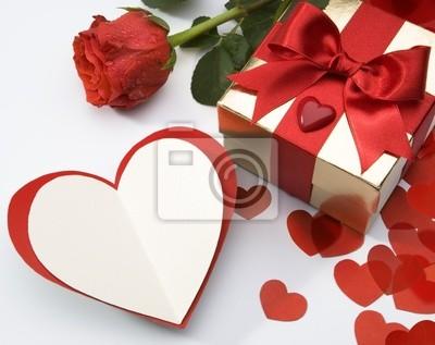 přání valentýnské