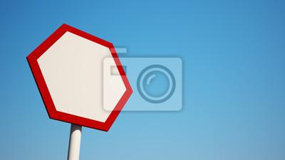 Prázdný znak s ořezovou cestou