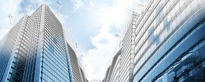 Fototapeta Projekt moderních budov