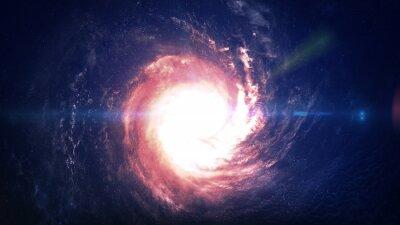 Fototapeta Prvky tohoto obrázku zařízený NASA