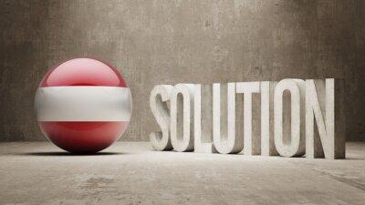 Rakousko. Solution Concept.