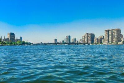 Fototapeta Řeka Nil Káhiry