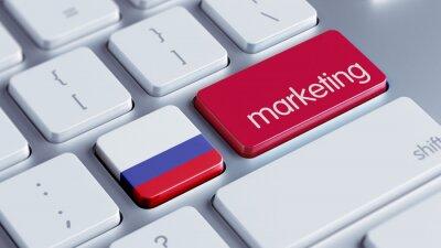Ruska Marketing Concept