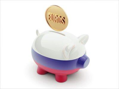 Rusko Euro Concept Piggy Concept